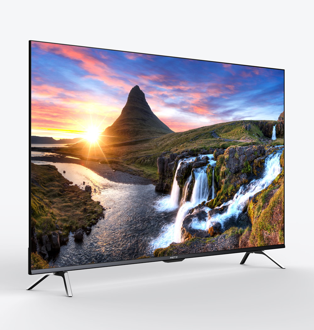 """METZ Blue 55MUC7001 139 cm (55"""") Android LED-TV"""