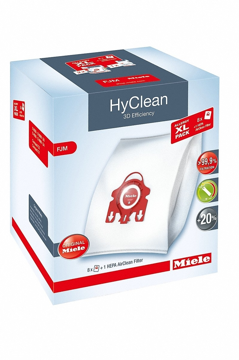 Miele 10633420 XL-Pack POS-Display HyClean GN+HA50 Staubbeutel