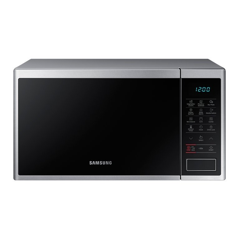 Samsung MG 23 J 5133 AT Grill-Mikrowelle silber